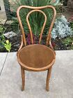 Mid Century Modern MCM Solid Bentwood Thronet Style bOHO Chair No. 18