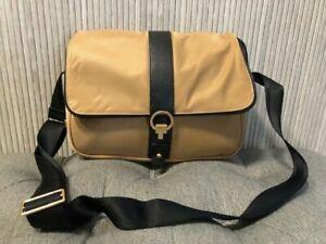 Authentic NEW TORY BURCH Nylon Milo Messenger  Bag