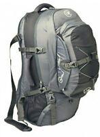 Karrimor Global Womens 50/70lt Travel Backpack Expandable Frost/Pewter RRP $339