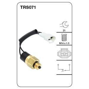 Tridon Reverse Light switch TRS071 fits Suzuki Grand Vitara 1.6 (FT,GT), 1.6 ...