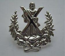 British Army Queens Own Cameron Highlanders Sporran Badge