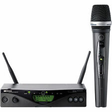 New AKG WMS 470 D5 Wireless Handheld Microphone System Make Offer! Auth Dealer