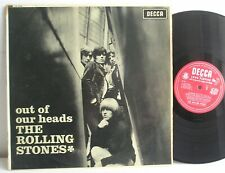 Rolling Stones Out of Our Heads LP 1st press UK mono 1965