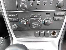 VOLVO S60 HEATER/ AIR CON CONTROLS 11/00-09/09