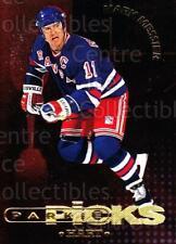 1995-96 Parkhurst Parkie Trophy Picks #6 Mark Messier, Hart Trophy