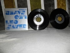 """2-Single 7"""" L. SAYER - Everything i`ve got- Thunder in my heart - PL 1977"""