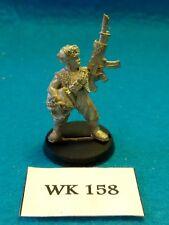 WH40K - Imperial Guard - Last Chancers Demolition Man - Metal WK158