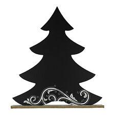 Arbre de Noël en Bois Mémo Tableau Noir Deco notice Board