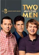 Two and a Half Men Comp Eighth SSN 0883929163519 DVD Region 1