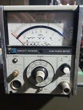 Hp 435b Power Meter Trolleyj1