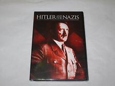 Hitler and the Nazis (DVD, 2014, 3-Disc Set) **SEALED
