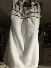ANTIQUE cotton,si dress for FRENCH doll Jumeau Steiner Bru antique lace size 10-
