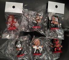 Great Muta Mini Big Head Lot! *RARE* NJPW AJPW WCW WWF WWE Pro-Kaku Heroes Mutoh