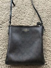 Coach  Crossbody Bag - Brown/Black Great condition
