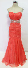 City Triangles Melon Ball Prom Formal Gown 13 - $175 NWT