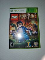 LEGO Harry Potter: Years 5-7 Microsoft Xbox 360 2011 Complete Tested Works
