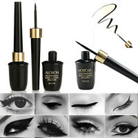 Hot Black Waterproof Liquid Eyeliner Eye Pen Pencil Makeup Beauty Cosmetic Set