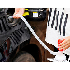 Carburant d'eau liquide huile essence Diesel main siphon Tube Pompe extracteur
