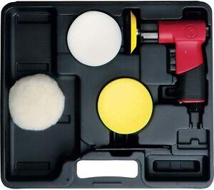 "Chicago Pneumatic CP7201P 3"" Air Pistol Polisher Kit"