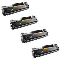 4PK NON-OEM for Toner Cartridge CANON137 IMAGECLASS MF212W MF216N MF227 MF229DW