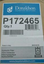 New P172465 Donaldson Hydraulic Filter, Cartridge
