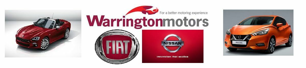 Warrington motors Fiat/Nissan Parts