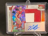 2019 Panini Certified Nick Bosa RPA - 3 Color Patch RC Auto (265/299)