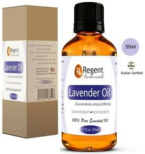 Lavender Essential Oil 50ml. 100% Pure & Natural Organic New