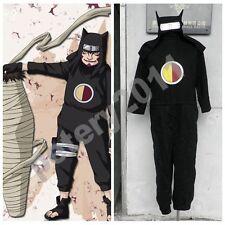 Naruto Anime Kankuro Cosplay Costume Halloween Costumes