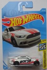 2018 Hot Wheels HW SPEED GRAPHICS 4/10 2015 Ford Mustang GT 222/365 (Int. Card)