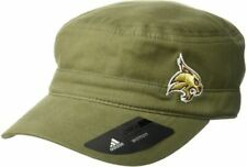 New Women's Cap Adidas Military Green Texas State Bobcats Olive Hat
