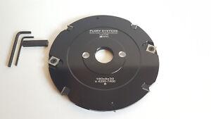 HM WPL Nutfräser Nuter 180 x 8,3 x 30 mm Z. 4 + V. 4 von Flury