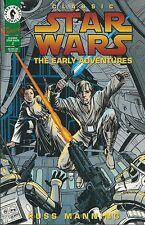 Star Wars Comic Issue 2 The Early Adventures Modern Age 1994 Russ Manning Hoberg