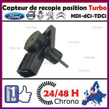 Capteur de recopie turbo Ford Focus S-Max C-Max 2.0 TDCi 110 115 130 135 136 140