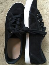Tu Shoes Trainers Suede,Lace Up,Men's Size 7 Eu 41 Used Twice