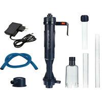 Elektrische Aquarium Reiniger Siphon Aquarium Pumpe Vakuum Kies Wasserfilter