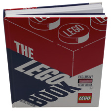 The LEGO Book New Edition exclusive LEGO brick Daniel Lipkowitz 60 years Edition