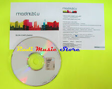 CD Singolo MADRE BLU Buon compleanno 2003 PROMO RADIO lp mc dvd vhs (S9)