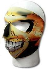 Biker Mask Inferno Skull Neoprene Full face Mask