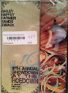 Eisenbergs Skatepark 9th Showdown Hoedown DVD, 2005, inline Skate Competition