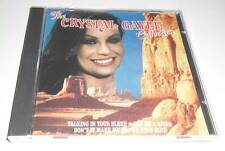 THE CRYSTAL GAYLE COLLECTION - 1990 UK 14 TRACK CD ALBUM