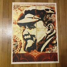 Shepard Fairey Obey Giant Print Lenin Record AP Mint Signed