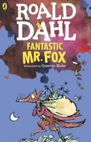 FANTASTIC MR. FOX by Roald Dahl a paperback Children's book FREE USA SHIPPING