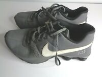 Nike SHOX DELIVER PNT Running Shoes GREY 615981 022 Size 6 Youth=Womens 7.5