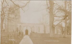 The Church & Bicycles, BUXHALL, Suffolk RP