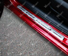 For DODGE CHALLENGER 2012-2021 Car Stainless Steel Door Sill Scuff Plate Trim 2X  for sale