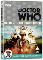 Doctor Who - Delta and the Bannermen [DVD] [1987][Region 2]
