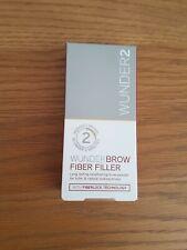 WUNDERBROW FIBER FILLER Blonde - Long-Lasting & Conditioning Eyebrow Powder