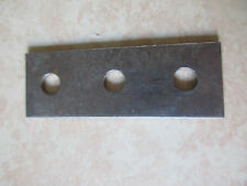 Jouef B ? ? plaque métallique avec 3 trous
