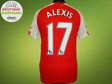 Arsenal Home 2014-2015 Alexis (s)  17 Camiseta De Fútbol Puma Camiseta  Fútbol Camisa 9a4ae83f40a39